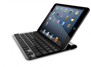 FastFit Bluetooth® Wireless Keyboard Case for iPad mini